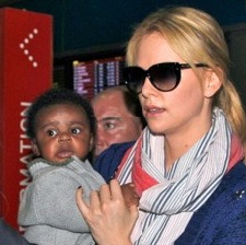Meet Charlize Theron's Son Jackson!