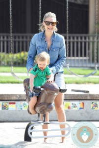 Ali Larter, Theodore Hayes, Coldwater Canyon Park LA