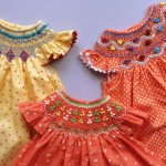 Coquito Smocking dress SS12
