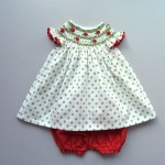 Coquito Smocking dress SS12 - 2