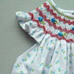 Coquito Smocking dress SS12 - 4