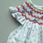 Coquito Smocking dress SS12 - 4