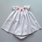Coquito Smocking dress SS12 - 5