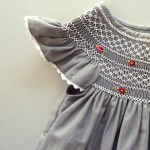 Coquito Smocking dress SS12 - 6
