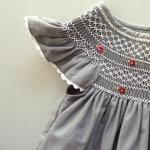 Coquito Smocking dress SS12 - 6