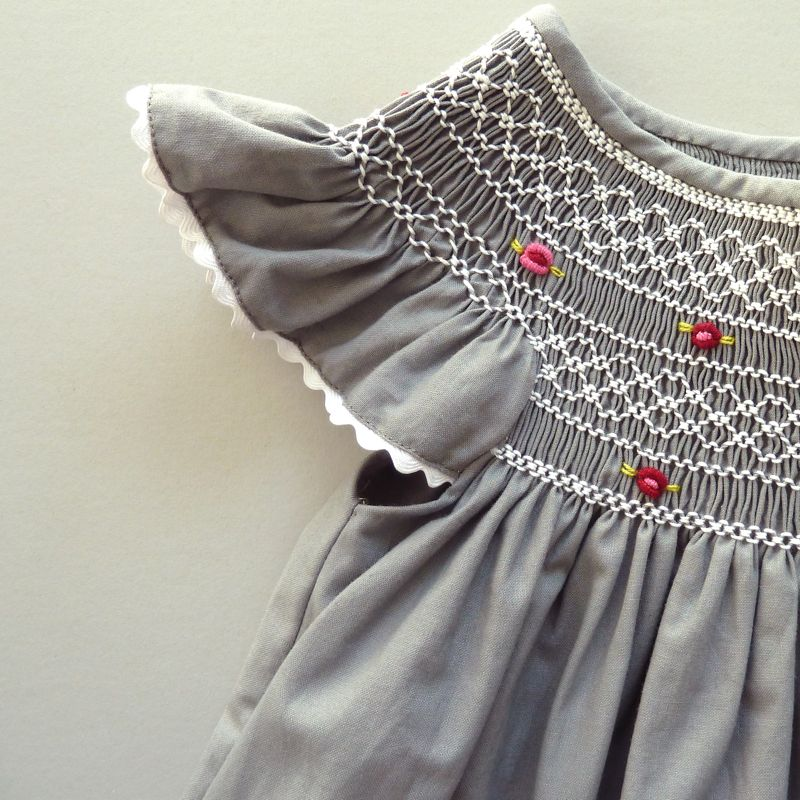 Coquito Smocking Dress Ss12 6 Growing Your Baby