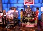 Ellen DeGeneres Mothers day show - britax