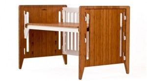 Gro Furniture, bamb crib