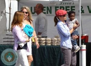 Heidi Rhoades, Phoenix, Jillian Michaels, Lukensia, Malibu Market