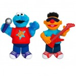 Let's Rock! Ernie & Cookie