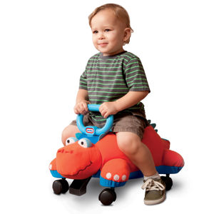 Little Tikes Pillow Racer Dino Growing Your Baby