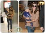 Miranda Kerr and son Flynn Sydney