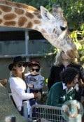Nicole Richie, Sparrow Madden, Australia Zoo