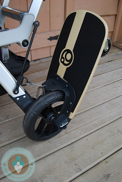Featured Review Orbit Baby S Sidekick Stroller Board