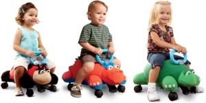 Introducing Pillow Racers From Little Tikes