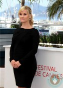 Pregnant Reese Witherspoon at a photo call for the film 'Mud', Cannes 2012