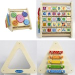 Recalled Imaginarium 5-Sided Activity Center