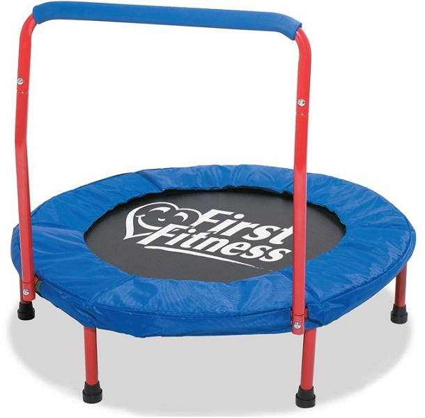 Image Of Recalled Aqua Leisure First Fitness 174 Trampoline