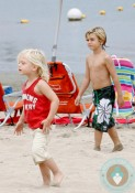 kingston rossdale, zuma rossdale, marina del ray beach