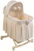 recalled KB043-BNT1- Light Vibes Deluxe Rocking Bassinet