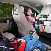 Featured Review: Back Seat Kick Mats From Britax
