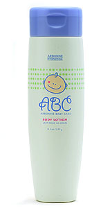 ABC Arbonne Baby Care Body Lotion