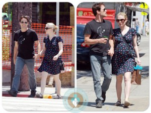 Anna Paquin and Stephen Moyer out in LA