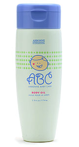 Arbonne Baby Care Body Oil
