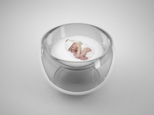 Baby In A Bubble by Lana Agiyan 2