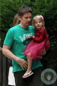 Ethan-Hawke,-Clementine-Hawke,-Father's-Day-NYC
