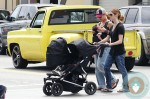 Jillian Michaels, son Phoenix, Heidi Rhoades, Loukensia, Mountain Buggy