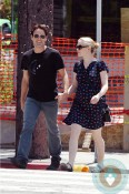Pregnant Anna Paquin, Stephen Moyer out in LA