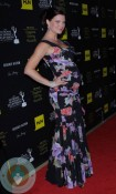 Pregnant Heather Tom at the 2012 Daytime Emmy Awards