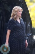 Pregnant Reese Witherspoon films Devil's Knot in Georgia