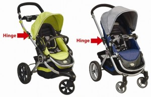 recalled kolcraft contours strollers