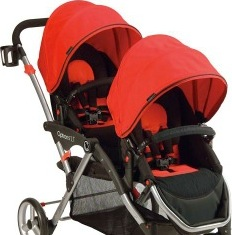 RECALL: 5,600 Kolcraft Contours Tandem Strollers Due to Fall and Choking Hazards