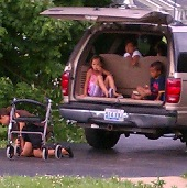 19 Children Left Alone at a Kentucky Home for a Week