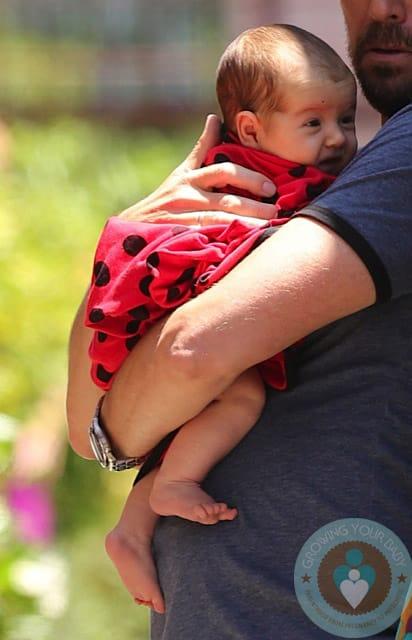 Alexis Denisof Keeva Denisof La Growing Your Baby