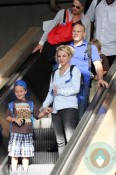 Britney Spears, Sean P Federline, Jason Trawick Maui airport