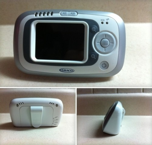 Graco True Focus Digital Baby Monitor
