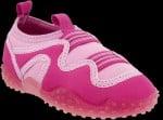 Image of recalled pink old navy Toddler Girl Aqua Sock