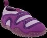 Image of recalled purple Toddler Girl Aqua Sock