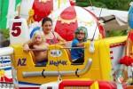 Kingston Rossdale, zuma rossdale @ central park amusement park copy