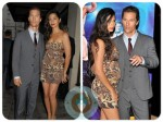 Matthew McConaughey and Camila Alves Magic Mike Premiere London