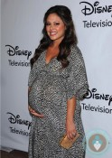 Pregnant Vanessa Minnillo Lachey at TCA Summer Press Tour Disney ABC Television Group Party