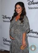 Pregnant Vanessa Minnillo Lachey at TCA Summer Press Tour Disney ABC Television Group Party