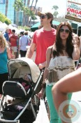 Roselyn Sanchez, husband Eric Winter, daughter Sebella Rose