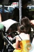 Roselyn Sanchez with daughter Sebella Rose
