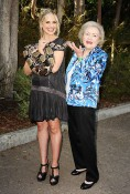 Sarah Michelle Gellar Betty White LA zoo