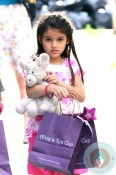 Suri Cruise playdate Alice's Tea Cup NYC